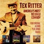Album America's Most Beloved Cowboy: Four Original Albums Plus Bonus Tracks de Tex Ritter