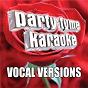 Album Party tyme karaoke - love songs 3 (vocal versions) de Party Tyme Karaoke