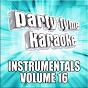 Album Party Tyme Karaoke - Instrumentals 16 de Party Tyme Karaoke