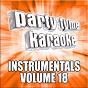 Album Party Tyme Karaoke - Instrumentals 18 de Party Tyme Karaoke