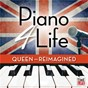 Album Piano 4 life: queen (reimagined) de Steven C