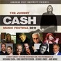 Compilation The johnny cash music festival 2011 avec Roy Cash Jr / Johnny Cash / Rosanne Cash / Charlie Williams / George Jones...