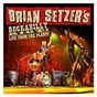 Album Rockabilly riot! live from the planet de Brian Setzer