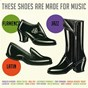 Compilation These shoes are made for music avec Tony Carmona / María Toledo / Chonchi Heredia / Esperanza Fernández / Josemi Carmona...