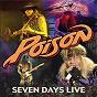 Album Seven days live de Poison