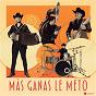 Album Más ganas le meto de Calibre 50
