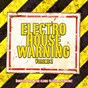 Compilation Electro house warning, vol. 2 (directly from the clubs to your speakers!) avec DJ MNS, DJ E-Max / Rene Rodrigezz / Housetec / Merlin Milles / John Karen...
