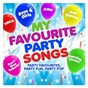 Compilation My favourite party songs avec The Sunshine Superstars / Tony Christie / DJ Otzi / El Georgeo / The Happy Holidays...
