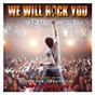 Compilation We Will Rock You: Cast Album avec Freddie Mercury / Ga Ga Kids / Galileo / Scaramouche / The Teen Queen...