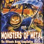Compilation Monsters of metal vol. 1 avec Mnemic / Hammerfall / Soilwork / Blind Guardian / Therion...