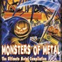 Compilation Monsters of metal vol. 1 avec Destruction / Hammerfall / Soilwork / Blind Guardian / Therion...
