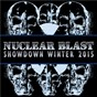 Compilation Nuclear blast showdown winter 2015 avec Chuck Billy / Metal Allegiance / Children of Bodom / For Today / Devil You Know...