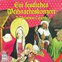 Compilation A christmas concert avec Marianne Borsche / Jurgen Geise / Gaetano Maria Schiassi / Pietro Locatelli / Giuseppe Torelli...