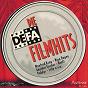 Compilation Die defa filmhits avec Silly / Manfred Krug / Chris Doerk & Frank Schöbel / Rundfunkorchester Leipzig / Puhdys...