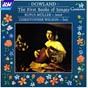 Album Dowland: the first booke of songes de Christopher Wilson / Rufus Muller / John Dowland