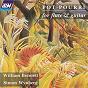 Album 'Pot-pourri' for flute & guitar de William Bennett / Simon Wynberg / Astor Piazzolla / Joachin Rodrigo / Franz Schubert...