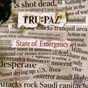 Album State of emergency de Tru-Paz