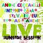 Album Live sunside session de André Céccarelli / Antonio Faraò / Sylvain Beuf / Thomas Bramerie