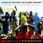 Album Le ballet national de guinée conakry invite bertrand renaudin de Bertrand Renaudin / Ballet National de Guinée Conakry / Momo Wandel Souma / Xavier Cobo