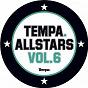 Compilation Tempa allstars vol. 6 avec SBTRKT / Skream / Icicle / Faltydl / Benga...