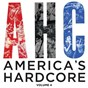 Compilation America's hardcore compilation: volume 4 avec Glory / Big Contest / Brother / Praise / Free At Last...