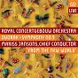 "Album Dvorák: symphony no. 9, ""from the new world"" de The Amsterdam Concertgebouw Orchestra / Antonín Dvorák"