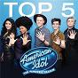 Compilation American Idol Top 5 Season 15 avec Trent Harmon / Dalton Rapattoni / La Porsha Renae / Mackenzie Bourg / Sonika Vaid