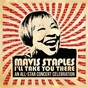 Album Slippery people (live) de Régine Chassagne / Mavis Staples / Win Butler