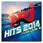 Compilation Nrj hits 2014 vol. 2 avec A Salfo / Coldplay / Jesse Shatkin / Sia Furler / Sia...