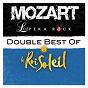 Compilation Double best of mozart l'opera rock & le roi soleil avec Lysa Ansaldi / Emmanuel Moire / Anne Laure Girbal / Christophe Maé / La Troupe du Roi Soleil...