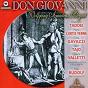 Album Don giovanni de Max Rudolf