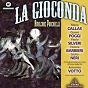Album La gioconda de Antonino Votto / Amilcare Ponchielli / Giuseppe Verdi / Richard Wagner