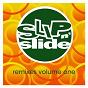 Compilation Slip 'N' slide remixes volume 1 avec Sybil / Blaze / Palmer Brown / Klub Family / Amira...