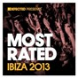 Compilation Defected presents most rated ibiza 2013 avec Sinead Harnett / Andy Daniell / FCL / Noir / Sandy Rivera...
