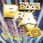 Compilation Bravo hits 2003 avec Nena / Dido / Sarah Connor / Naturally 7 / Outlandish...