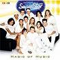 Album Magic of music de Deutschland Sucht Den Superstar
