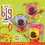 Compilation Jack's big music show season one avec Yolanda Adams / Jack S Big Music Show Cast / David Weinstone / Music for Aardvarks & Other Mammals / The Laurie Berkner Band...