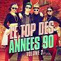 Album Le top des années 90, vol. 2 (le meilleur de la dance et de la eurodance des années 90) de Génération 90