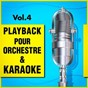 Album Playback pour orchestre & karaoké, vol. 4 de DJ Playback Karaoké