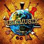 Compilation Weltmusik, vol. 3 (musik aus aller welt) avec Kara / Mariachi Nuevo Jalisco / Antonio Arena, Sabina Giavi, Silvio Piersanti / The Relaxing Folk Lifestyle Band / Bagad Mor Gaz...