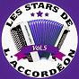 Compilation Les stars de l'accordéon, vol. 5 avec Pascale Andrews / Guy Denys / Maurice Larcange / Marcel Masson / Les Campayoux...