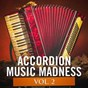 Compilation Accordion music madness, vol. 2 avec Jacques Arnould / Guy Denys / Márió / Maurice Dadier / Philippe Thuriot...