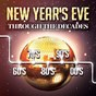 Compilation New year's party through the decades (60's, 70's, 80's, 90's and 2000's) avec Eurodance Forever / Party Hit Kings / Two Time Burgers / The Drive Ins / Will Burnett...
