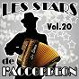 Compilation Les stars de l'accordéon, vol. 20 avec Nouvelle Vague / Maurice Larcange / Maurice Dadier / Marcel Masson / Marie Musette...