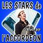 Compilation Les stars de l'accordéon, vol. 37 avec Louis Corchia / René Grolier / Jo Sony / Alberto Garzia / Guy Denys...