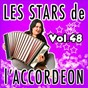 Compilation Les stars de l'accordéon, vol. 48 avec Jo Privat / Claude Geney / Guy Denys / René Grolier / Jean Harduin...