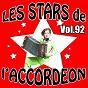 Compilation Les stars de l'accordéon, vol. 92 avec René Grolier / Guys Denys / Jean Harduin / Daniel Roger / Linda Gracy...