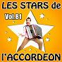 Compilation Les stars de l'accordéon, vol. 81 avec Marie Musette / Maurice Larcange / René Grolier / Guy Denys / Les Keurs Brized...