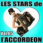 Compilation Les stars de l'accordéon, vol. 65 avec Denys Gigot / Guy Denys / Jean Reuvière / Damien Poyard / Mickaël Richard...