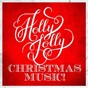 Compilation Holly jolly christmas music! avec Santa's Little Singers / The Yuletide Singers / Rosemary Clooney / Trinity Boys' Choir / Cranberry Singers...
